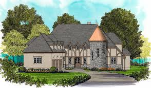 round or square turret 93020el architectural designs house plans