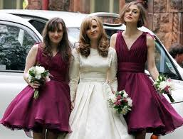 50 s style wedding dresses keira s wedding style makes beautiful bridesmaid at