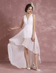 high low wedding dress high low wedding dress milanoo