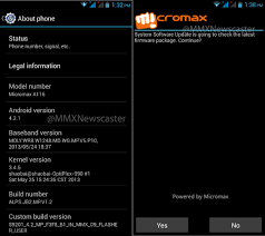update android os update micromax canvas hd a116 android os to 4 2 1 jellybean