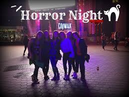 el cucuy halloween horror nights uma noite de terror na universal studios youtube