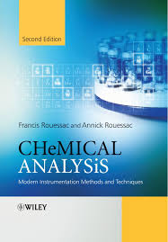 chemical analysis second edition modern instrumentation methods