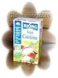 soja cuisine recettes briquette de crème de soja cuisine santé bien être