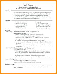 resume objective exles for accounting clerk descriptions in spanish sle resume objective for accounting position resume objective