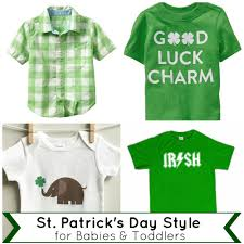 fashionable st patrick u0027s day for kids savvy sassy moms