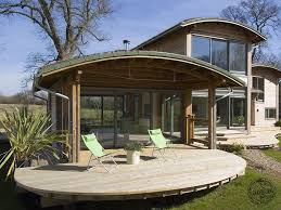 Build An A Frame House Timber Framed Houses Contemporary Curved Self Build Timber Frame