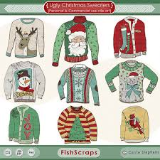 ugly sweater christmas clip art ugly sweater clipart tacky