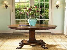Foyer Table Ideas by Round Foyer Table Decorating Ideas Take A Look At Round Foyer