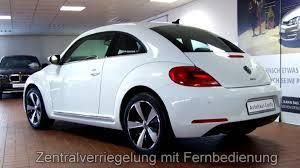 vw beetle design volkswagen beetle 1 2 tsi exclusive design em647171 white