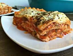 Main Dish Vegetables - garden vegetable lasagna freezer friendly