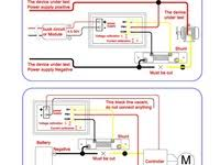 drok shunt wiring diagram circuit breaker diagram shunt motor