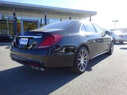 mercedes car s class 2017 mercedes s class s 63 sedan in roanoke lrm1822