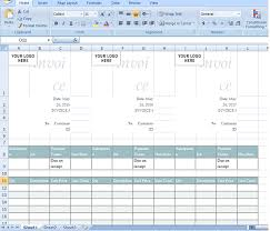 Sales Invoice Template Excel Free Sales Invoice Template In Excel Format Microsoft Excel Templates