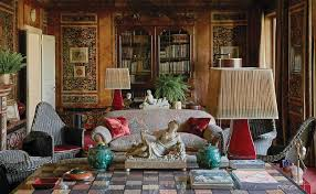 Books For Home Design A New Book For Design Insiders On Renzo Mongiardino Wsj