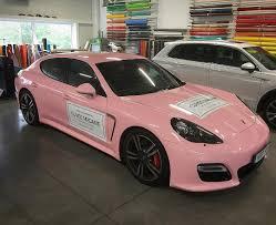 pink porsche panamera wrap panamera porsche gts on instagram