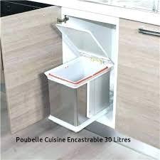 poubelle cuisine pivotante poubelle cuisine ikea with poubelle cuisine pivotante poubelle