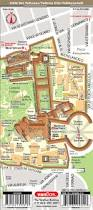 streetsmart rome map by vandam laminated highly legible