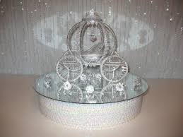 cinderella carriage centerpiece cinderella carriage rental for wedding quinceaneras cake stand