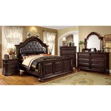 cherry oak bedroom set simply solid ike solid wood 5 piece king bedroom collection