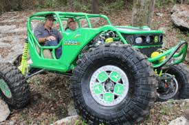 jeep rock buggy john deere plowboy rock bouncer is coming to king of the hammers