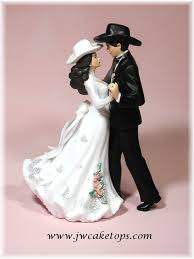 cowboy wedding cake toppers western wedding cake top groom
