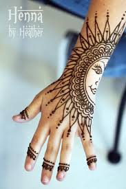 34 henna tattoos
