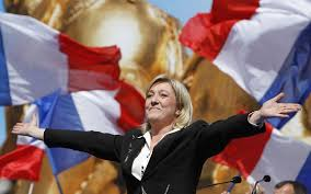 si e front national francia trionfa il front national le pen rivolta popolo