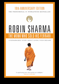 the monk who sold his ferrary the monk who sold his