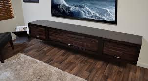 Espresso Laminate Flooring Floating Hanging Fireplace Tv Stand Eco Geo Espresso Woodwaves