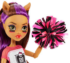 monster high winning werewolves doll clawdeen wolf and clawd