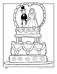 printable coloring pages wedding coloring page cake cake coloring sheet cake coloring book wedding