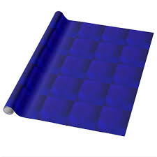 royal blue wrapping paper metallic royal blue wrapping paper zazzle