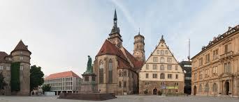 stuttgart church schillerplatz und stiftskirche stuttgart 2013 panorama jpg