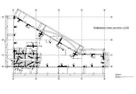 small office building engineering drawings by inline design cad