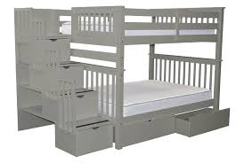 Steps For Bunk Bed Bunk Bed Stairs Drawers