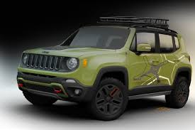 commando jeep modified mopar naias jeep renegade dodge challenger pictures digital trends