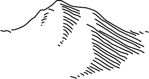 free vector graphic mountain symbols map symbol free image