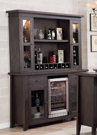 lexington bar back bar w hutch top by e c i furniture home