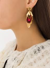 gas earrings gas bijoux sao earrings 113 buy online ss18 shipping price