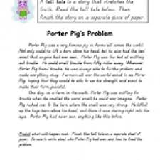 narrative writing worksheet have fun teaching
