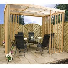 Diy Outdoor Gazebo Canopy by Modern Garden Shelter At Wilko Com My Lil Piece Of Yard Heaven