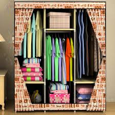 Cloth Closet Doors Cabinet Product Family Tuba Three Groups Hanging Curtain Rods