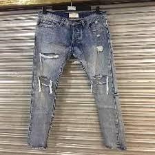 Ripped Denim Jeans For Men Best 25 Jeans For Men Ideas On Pinterest Clothes For Men Men