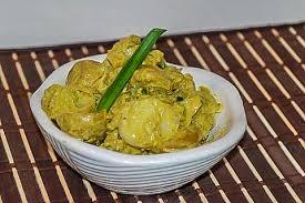 cfa cuisine curried potato salad with almonds and raisins saha international