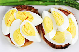 egg boiled boiled eggs benedict recipe