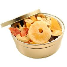 dried fruit gift low sugar low sulfur dried fruits gift tin apple