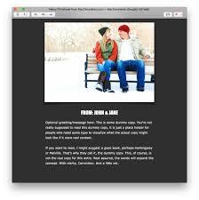 christmas email card mail stationary mactemplates com