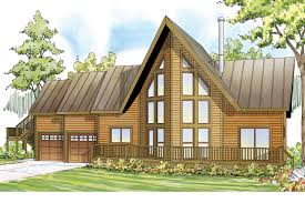 a frame house plans boulder creek 30 814 associated designs a frame house plan boulder creek 30 814 front elevation