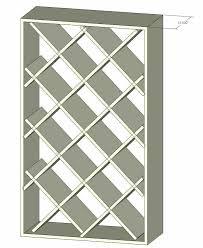 Under Cabinet Cookbook Holder Plans Diy Building A Wine Rack How To Build A Wine Rack Diy U2013 Choose