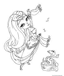 printable beautiful belly dancer coloring book pages free